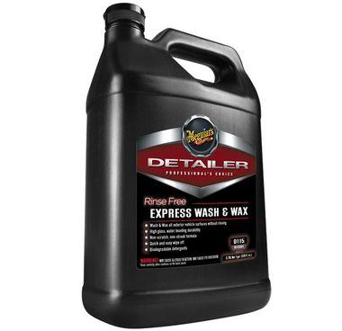 MEGUIARS Rinse Free Express Wash & Wax D11501