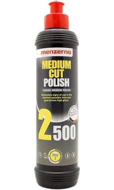 MENZERNA Medium Cut Polish 2500 250ml